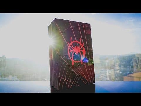 UNBOXING: Spider-Man JORDAN 1 \