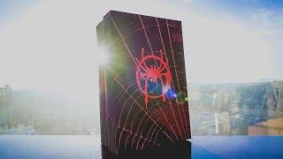 """UNBOXING: Spider Man JORDAN 1 """"Origins Story"""" SNEAKER Review"""