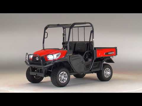 2020 Kubota RTV-X1120 General Purpose in Beaver Dam, Wisconsin - Video 1