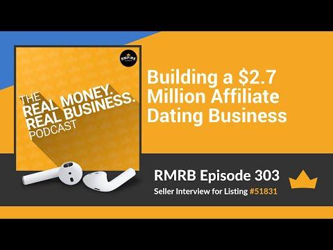 , title : 'RMRB 303: Building a $2.7 Million Affiliate Dating Business