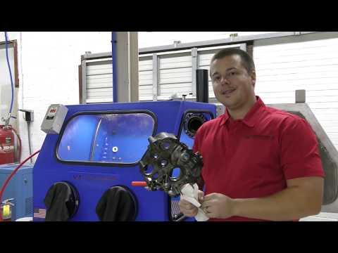 This is a Mechanics Best Friend- Vapor Honing Technologies