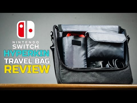 The Worst Nintendo Switch Accessory? Hyperkin Travel Bag Review