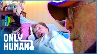 Woman Wakes From 20 Year Coma & Believes She's Still A Teen | The Real Sleeping Beauty | Only Human