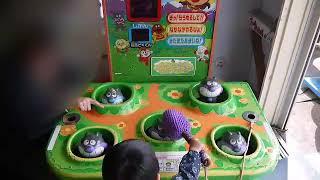 バイキンマン おもちゃ もぐらたたき アンパンマンおもちゃ アンパンマン遊園地