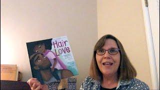 Ms. Pierson reads Hair Love by Matthew A. Cherry