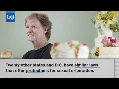 Colorado baker's case heads to Supreme Court