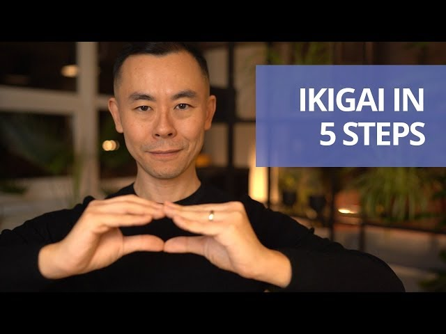 Video Pronunciation of ikigai in English