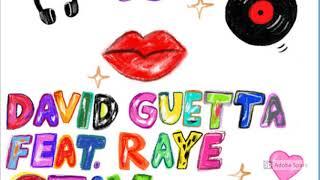 David Guetta – Stay (Don't Go Away) [feat. Raye]
