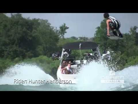 2013 Obrien Valhalla Wakeboard Review with Hunter Henderson