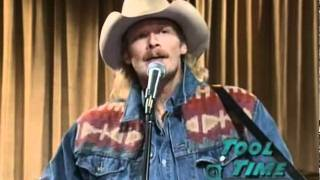 Alan Jackson sings Mercury Blues on Home Improvement