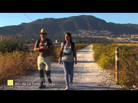Grand Sentier de Málaga. Étape 35: Alhaurín de la Torre - Málaga ( français )