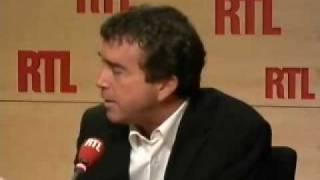 Arnaud Lagardère : C'est un rejet clair du capitalisme qui - RTL - RTL