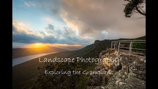 Grampians Sunrise Landscape Shoot