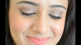 Image for video on Everyday Eye Makeup using Urban Decay Naked 3 by Tejasvini Chander