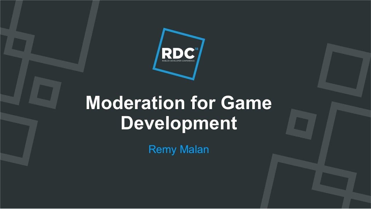 Roblox 2020 Rdc Roblox Developer Conference