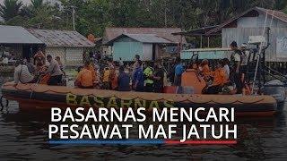 Pesawat Milik MAF Jatuh di Danau Sentani, Pilot Ditemukan Meninggal