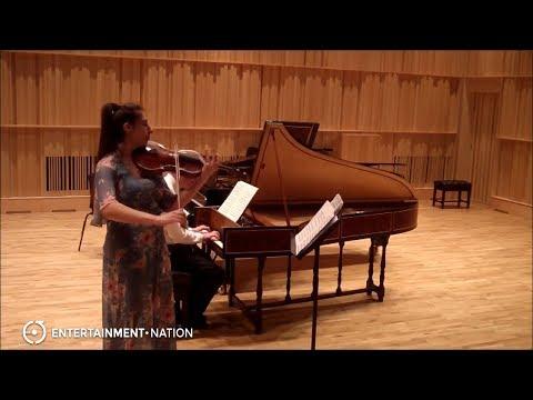 Em Viola - Sonata in C Major