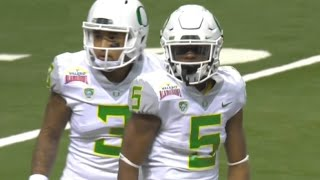 Oregon vs TCU full game Alamo Bowl 2016