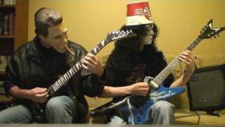 If You Want Peace Prepare For War *Halloween Special* (Children of Bodom cover)