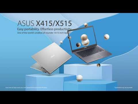 "ASUS X515MA (15.60"", Full HD, Intel Celeron N4020, 4GB, 256GB)"