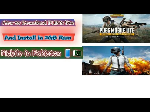 Download How To Install Pubg Lite In 1gb Ram Mobile Install In Gal