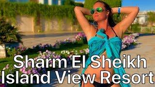 ШАРМ ЭЛЬ ШЕЙХ. Акулья бухта (Шаркс Бэй). Island view resort 5*. Все включено ЕГИПЕТ 2019. Vlog