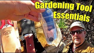 10 Essential Gardening Tools No Gardener Should Be Without!