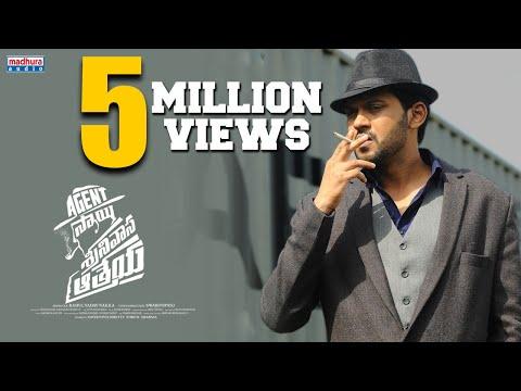 Agent Sai Srinivas Athreya Theatrical Trailer