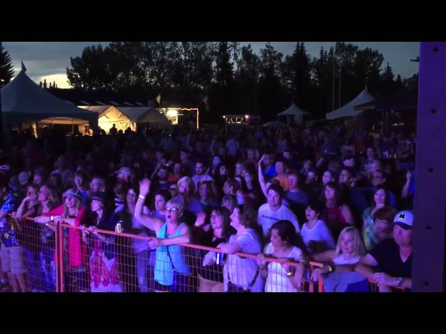 "2015-07-18 ""Blame The Song"" Parkland Summerfest - Calgary AB"
