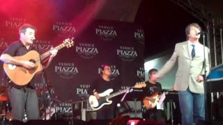 African and White - China Crisis (Live at The Venice Piazza)
