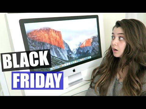 Black Friday y iMac de regalo - Maqui015 ♥