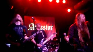 Antestor - Battlefield (Teatro Odisseia 20/1/2013)
