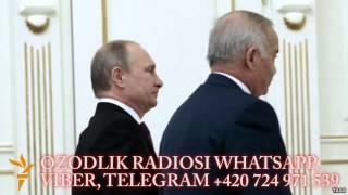 Путин Тошкентга келиб кетди – Кимга фойда¸ кимга зарар?