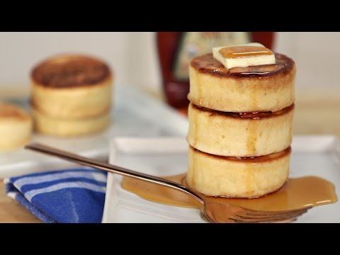 This Japanese-Style Pancakes Recipe Redefines Brunch Goals