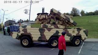 День Оружейника г. Ижевск.Выставка ретро-автомобилей.