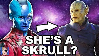 Which Avenger Is A Skrull? | Marvel Theory