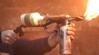 Как сделать огнемет из игры Resident Evil 7: Biohazard