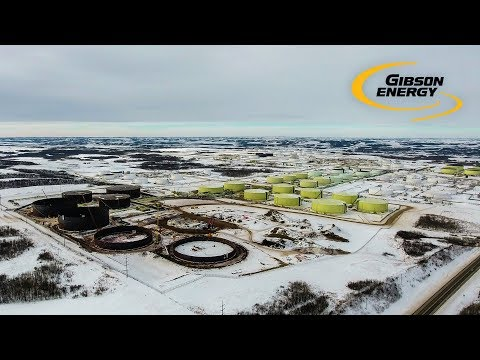 Gibson Energy video