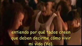 2pac - Only God Can Judge Me Subtitulado en español