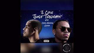 J Cole & Chris Brown - Just Tonight (Audio) ft. Quavo
