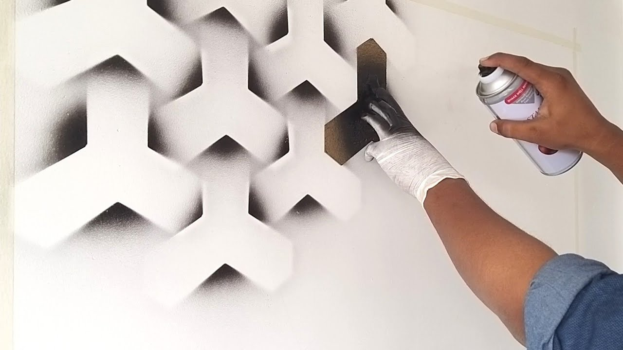 Kotresh Koti. <br> Home interior and exterior wall painting design a channel