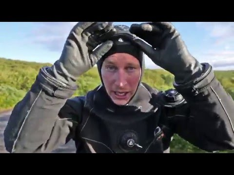 How To Drysuit Dive Like A Pro
