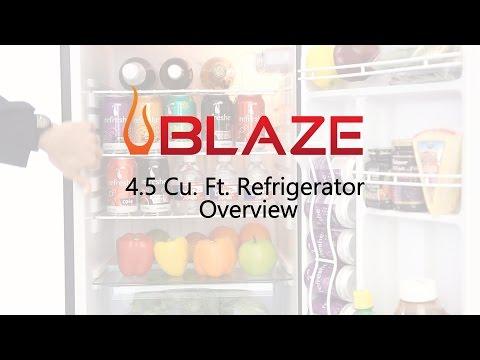 Blaze 4.5 Cu. Ft. Compact Refrigerator