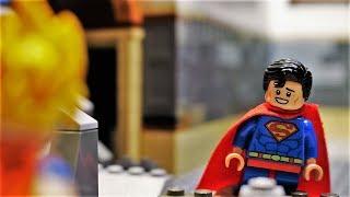 LEGO Goku VS Superman