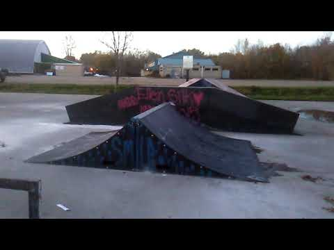 Coldwater skatepark