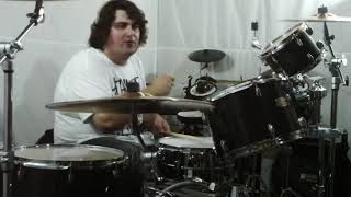 Accept - Balls To The Wall Drum Cover