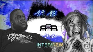 """AR-AB On Tekashi 6ix9ine """"Checking In"""" With Gillie Da Kid , Getting Rappers Chains Back And More"""