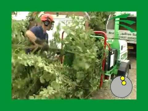 Štěpkovač GreenMech Arborist 15-23MT26D (do 15cm)