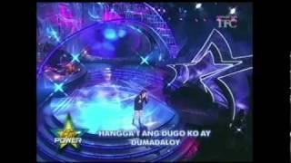 1. Angeline Quinto - Habang May Buhay (October 24, 2010)