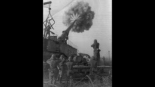 Полигонная АРТИЛЛЕРИЙСКАЯ установка 406 мм МП-10   АРТИЛЛЕРИЯ Великой Отечественной войны 1941--1945